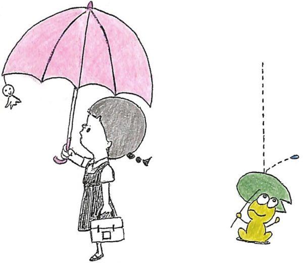 女子力発信「6月の月訓は『親切』です」\ title=